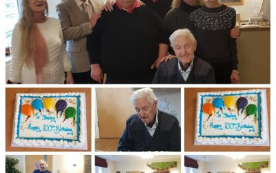 Stan turned 100!!