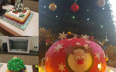 Christmas Cake Competition 2019 @ DCKM Christmas Jamboree