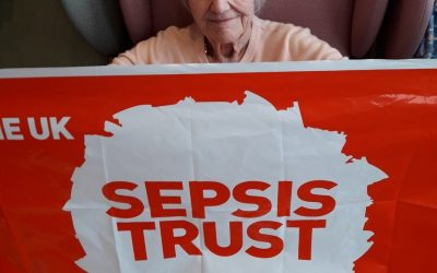 Wear Red for SEPSIS AWARENESS 2019