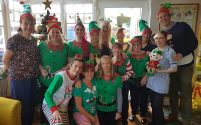 Elf Day at Harbour Rise 2019