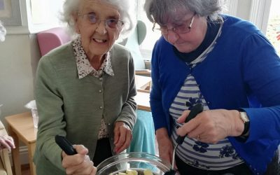 Our Residents this week