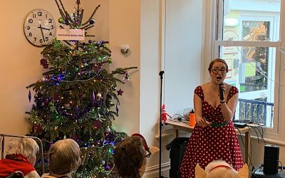 Sunday 22nd December: our residents' Party