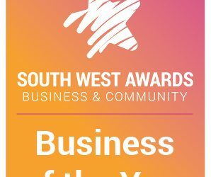 Harbour Rise is shortlisted for the Business Of The Year for the South West Business Awards