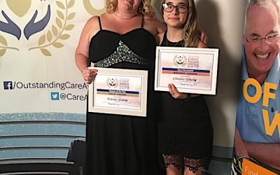 Outstanding Care Awards for Devon and Cornwall 2019