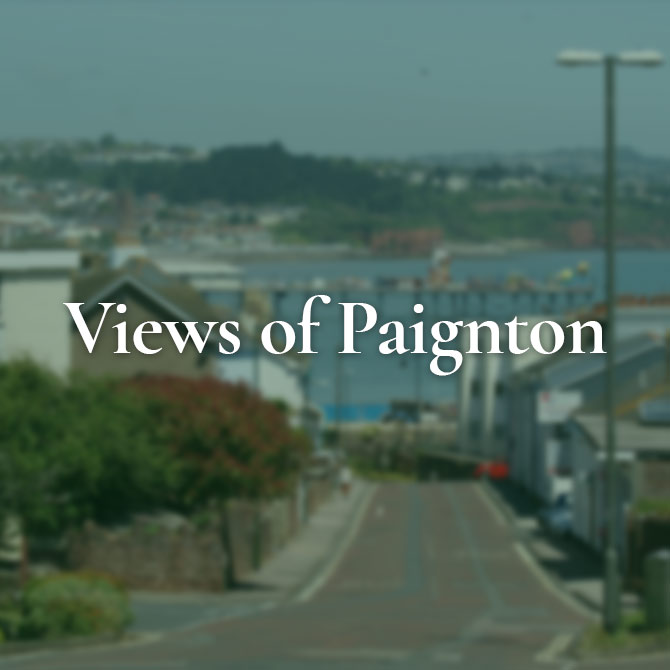 Views of Paignton