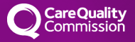 Infection Control CQC Report